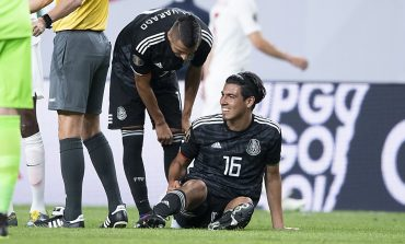 Erick Gutiérrez baja del Tri por lesión muscular