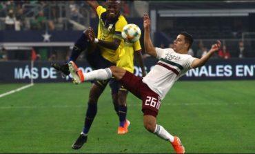 Sánchez causa baja del Tri por lesión