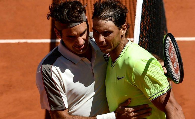 Nadal, tercer cabeza de serie en Wimbledon por detrás de Federer