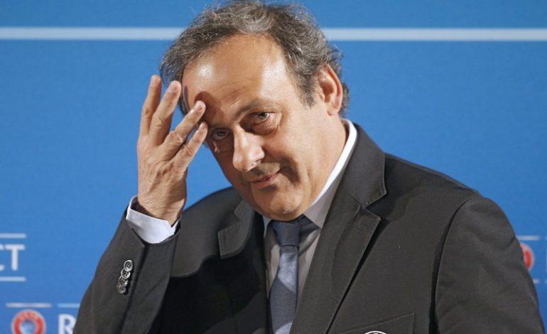 Detienen a Platini en investigación por el Mundial de 2022