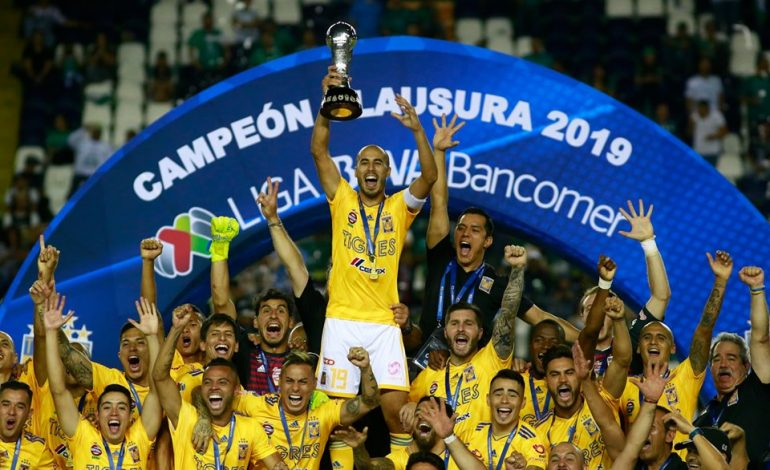 Anuncian calendario del torneo Apertura 2019 de la Liga MX