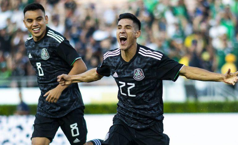 México apabulla 7-0 a Cuba en Copa Oro