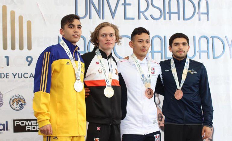 México aspira a 10 medallas en Universiada Mundial