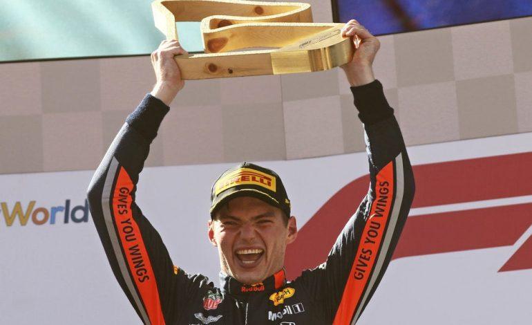 Verstappen gana GP de Austria
