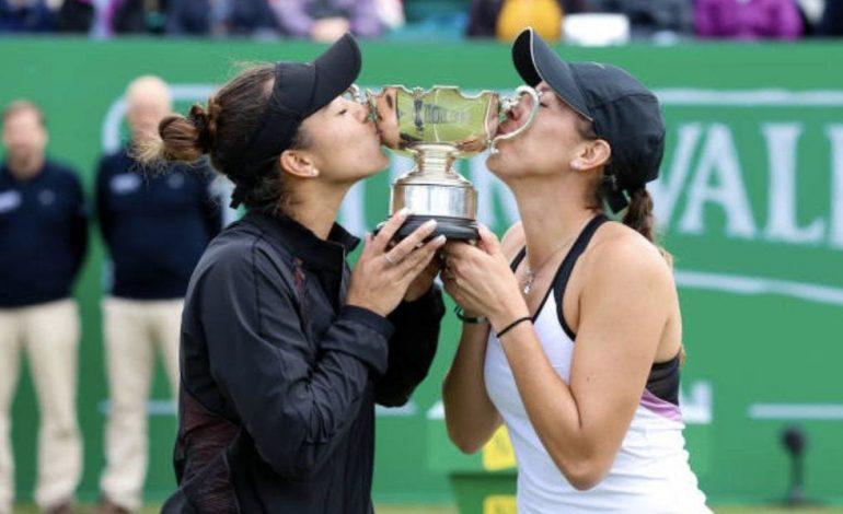 Olmos gana el primer título WTA de su carrera