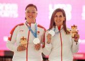 Plata para México en Boliche doble femenil