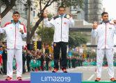Santana y Pacheco ganan plata y bronce en maratón panamericano