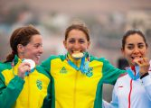 Cecilia Pérez gana medalla de bronce en Lima 2019