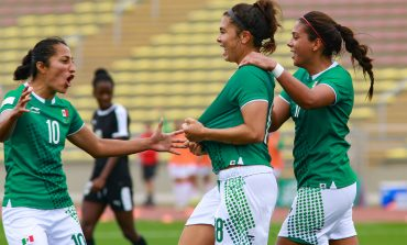 Tri Femenil debuta en Lima 2019 con triunfo sobre Jamaica