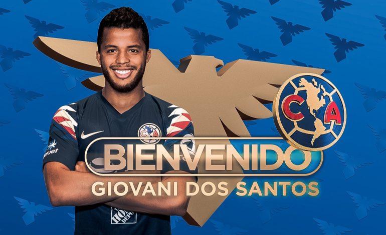 Oficial, Gio ya firmó con América