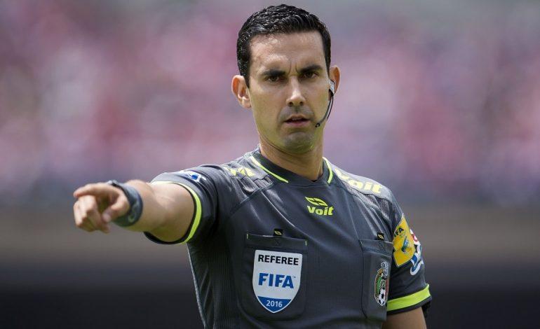 César Ramos dirigirá el América-Monterrey en fecha uno