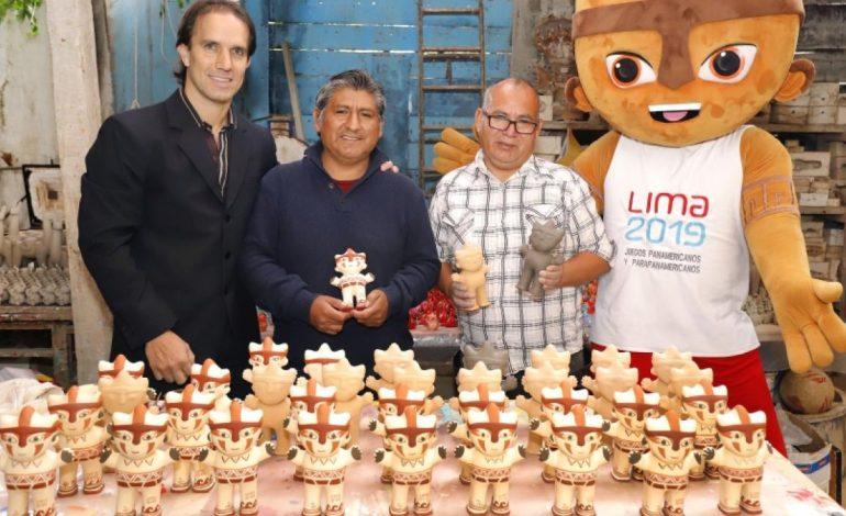 Lima 2019 entregará Cuchimilcos de arcilla a medallistas