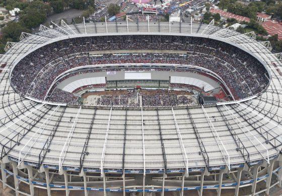 Estadio Azteca, único escenario en México para partidos de la NFL