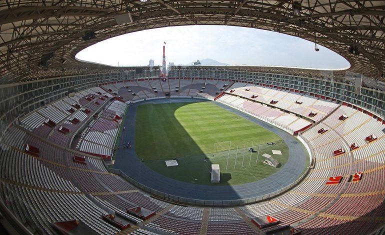 Estadio Nacional se brindará a América en inauguración de Lima 2019