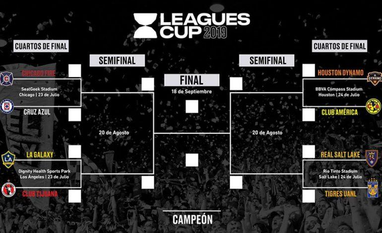 Leagues Cup crecerá a 16 equipos en 2020