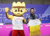 Luis Fonsi llega a Lima para inauguración de Panamericanos