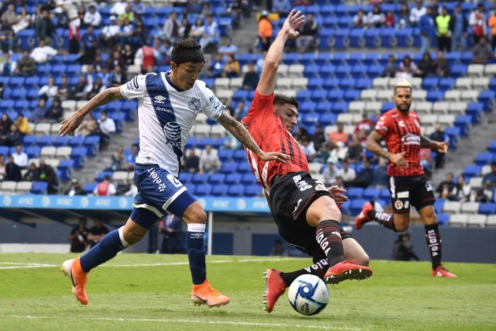 Xolos remonta y vence 3-1 de Puebla