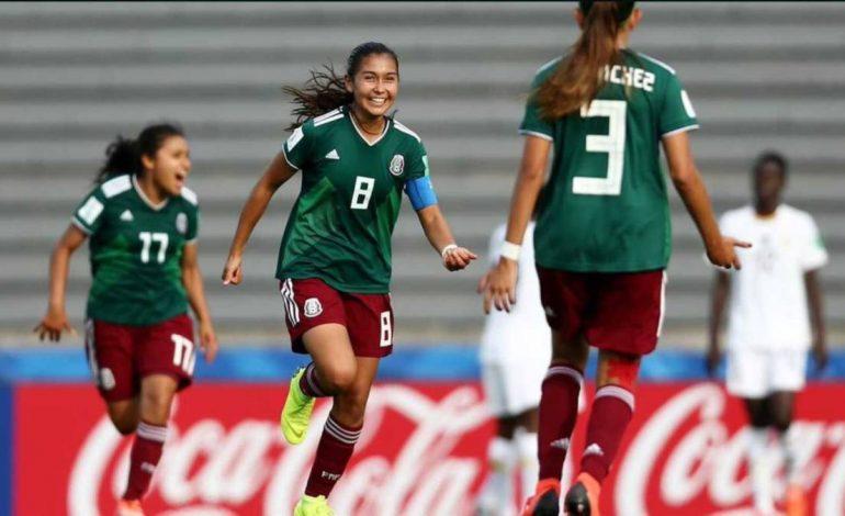 Se concentra selección femenil de futbol para Juegos Panamericanos