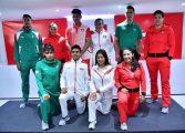 Modelan uniformes que se lucirán en Panamericanos de Lima