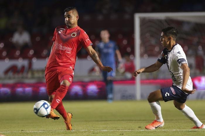 Veracruz y Pachuca entretienen con empate a tres