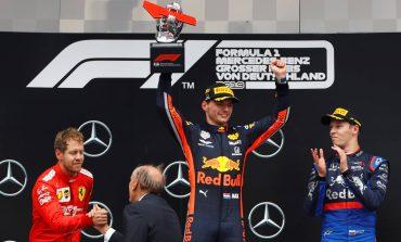 Max Verstappen gana Gran Premio de Alemania