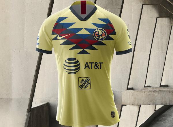 América presenta uniforme para el Apertura 2019