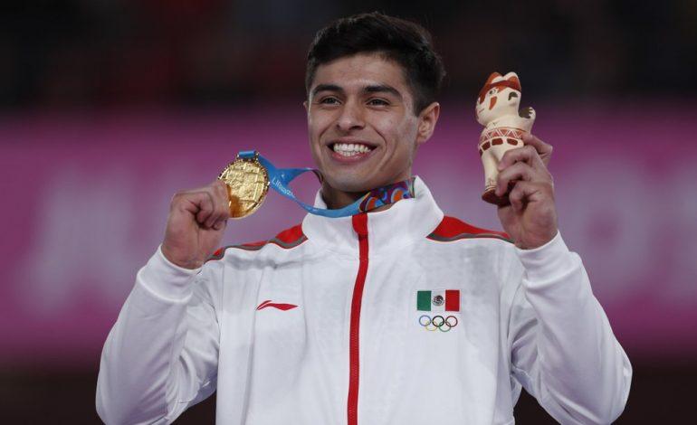 México suma otro oro en gimnasia
