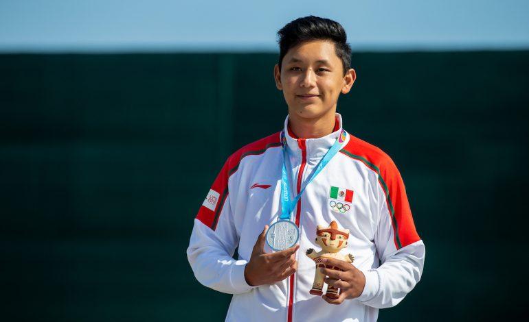 Edson Ramírez gana plata en rifle de aire de Lima