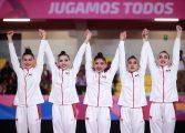 Gimnasia rítmica ahora se cuelga plata en Lima