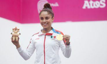Paola Longoria se instala en la historia del deporte mexicano