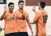 Raúl Jiménez hace un doblete en victoria de Wolverhampton