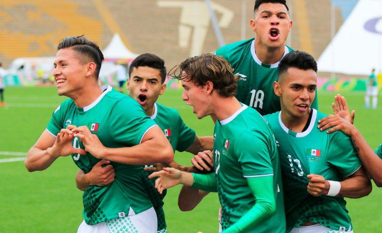 M U00e9xico Resiste Con 10 Hombres Vence A Argentina U2013 Agencia