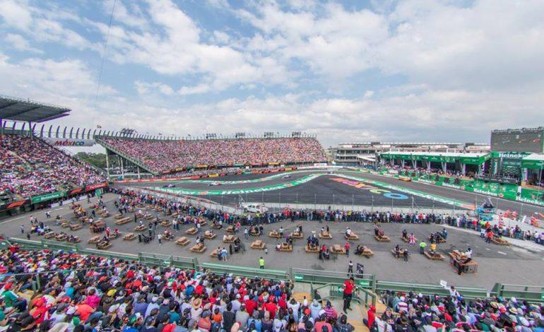 El GP de México presenta una sorpresa para el 2021
