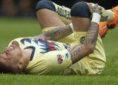 Nico Castillo fuera 12 semanas por lesión
