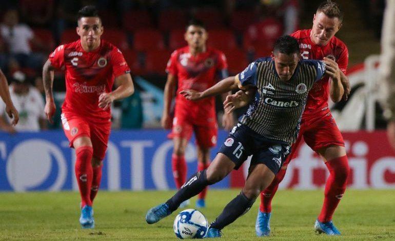 Veracruz sigue en picada y cumple el año sin ganar