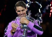 Nadal conquista título 19 de Grand Slam