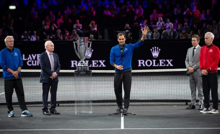 Djokovic, Nadal y Federer se mantienen al frente la ATP