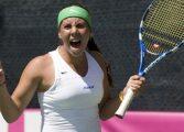 Giuliana Olmos va por título en torneo de China