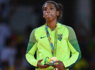 Campeona olímpica da positivo en control antidopaje