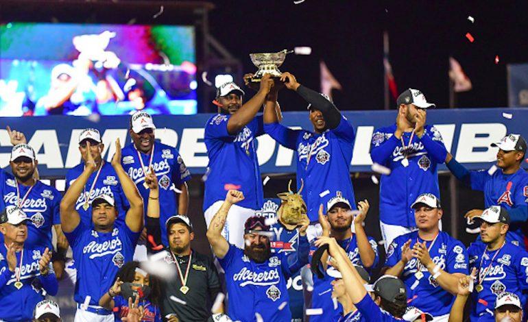 En abril iniciará la temporada 2020 de beisbol mexicano