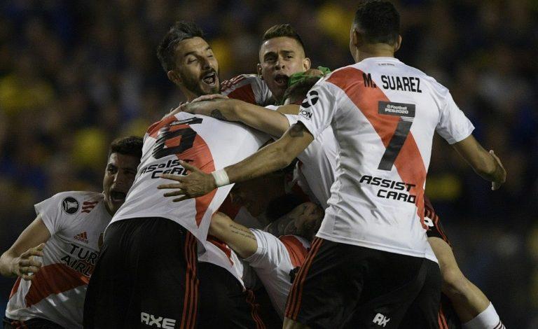 River otra vez finalista de la Copa Libertadores