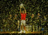 Roger Federer, 10 veces campeón del Torneo de Basilea