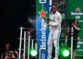 Lewis Hamilton conquista el GP de México