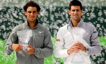 Djokovic sólo aventaja en 320 puntos a Nadal
