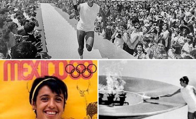 Muere Enriqueta Basilio, primera mujer en encender pebetero olímpico