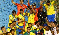 Con polémico penalti Brasil vence 2-1 a México y gana Mundial Sub 17