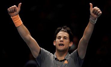 Dominic Thiem vence a Djokovic y se pone en semifinales