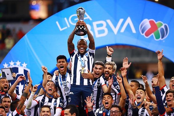 Monterrey conquista el quinto título en su historia