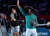 The Greatest Match, el juego de exhibición entre Roger Federer y Alexander Zverev en la Plaza México