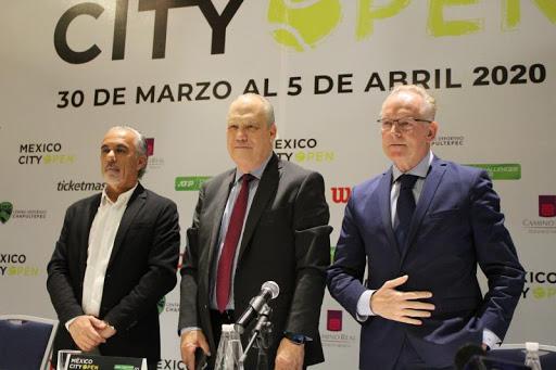 México City Open repartirá más de 160 mil dólares